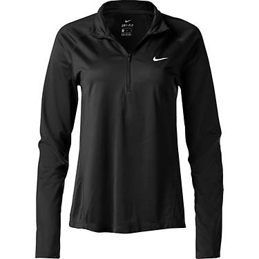 Nike Women's Element 1/2 Zip Long Sleeve Top