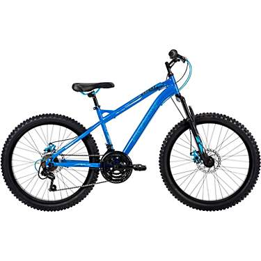 Huffy Boys' Extent 24-in 18-Speed Mountain Bicycle