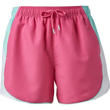 BCG Women's Colorblock Woven Shorts 4.5 in.