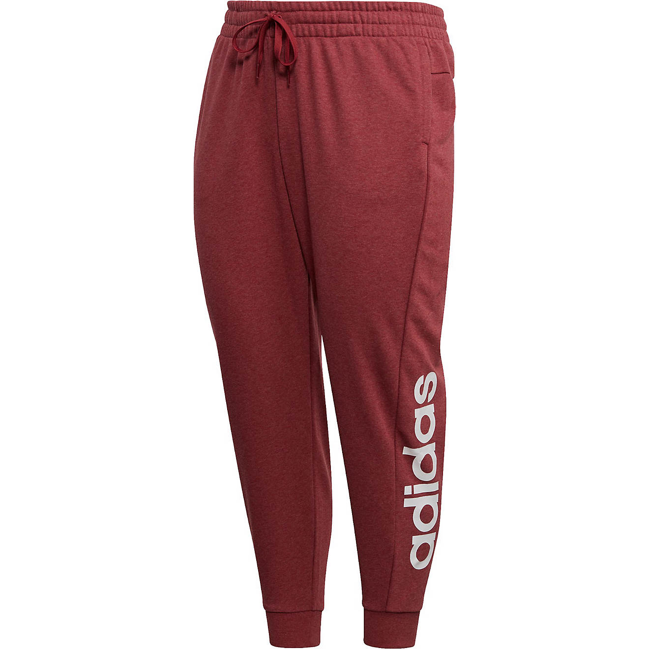 adidas Women's Essentials Plus Size Jogger Pants