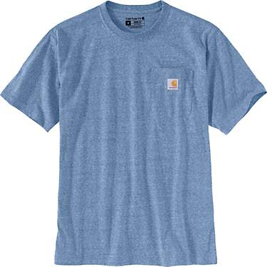 Carhartt Men's K87 Short Sleeve Workwear Pocket T-shirt