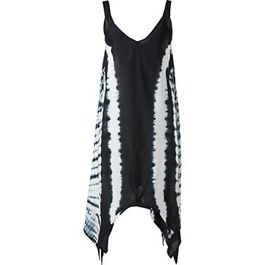 O'Rageous Women's Tie-Dye Cover-Up Dress