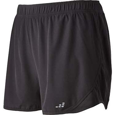 BCG Women's Mesh Angle Plus Training Shorts 5-in