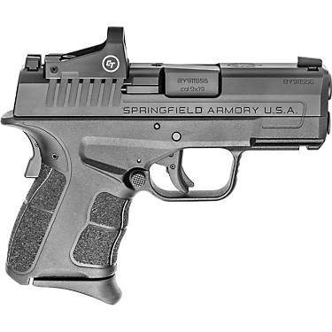 Springfield XD-S MOD.2 OSP with CTS-1500 Optic 9mm Single-Action Pistol