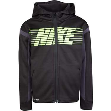 Nike Boys' Therma Full-Zip Hoodie