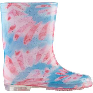 Magellan Outdoors Youth Tie Dye PVC Boots