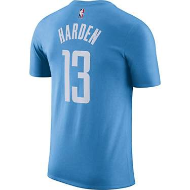Nike Men's Houston Rockets James Harden '20 City Edition Essential NN T-shirt