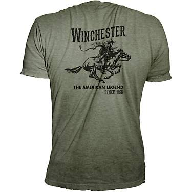 Winchester Men's Vintage Rider Graphic Short Sleeve T-shirt