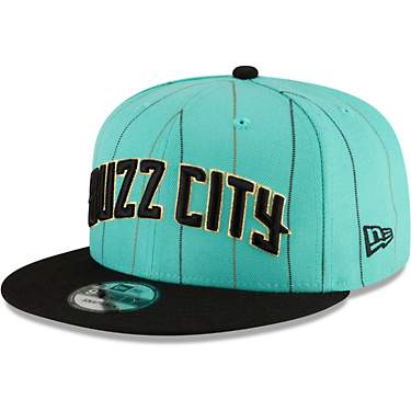 New Era Men's Charlotte Hornets City Edition Official Snap 9FIFTY Cap