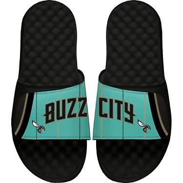 ISlide Men's Charlotte Hornets City Edition Slides