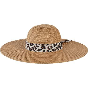 O'Rageous Women's Sparkle Floppy Sun Hat