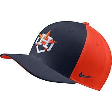 Nike Men's Houston Astros CLC99 Statement Snapback Ball Cap