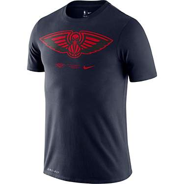 Nike Men's New Orleans Pelicans Logo Dri-FIT Essential T-shirt