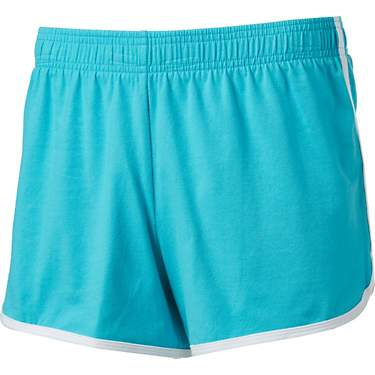 BCG Women's Athletic Dolphin Hem Knit Shorts