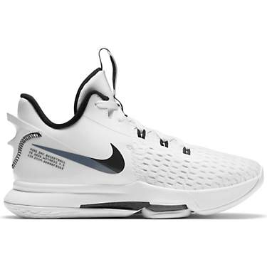 Nike Adults' LeBron Witness 5 Basketball Shoes