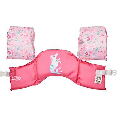 SwimWays Sea Squirts Unicorn Mermaid Swim Trainer
