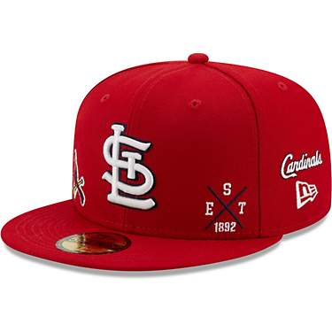 New Era Men's St. Louis Cardinals Multi 59FIFTY Cap