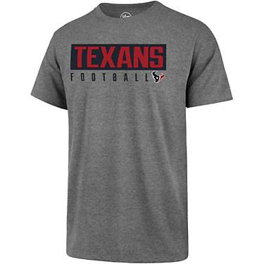 '47 Houston Texans Men's Dub Major Super Rival T-shirt