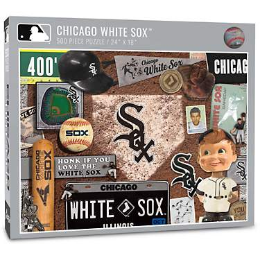 YouTheFan Chicago White Sox Retro Series 500-Piece Jigsaw Puzzle