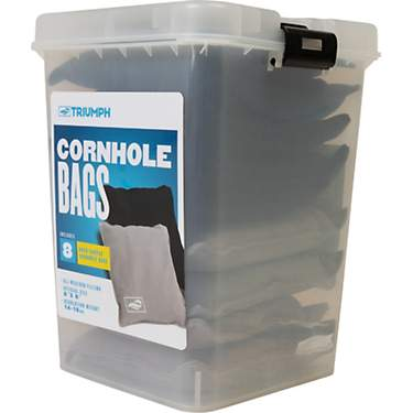 Triumph Canvas Cornhole Bags 8-Pack