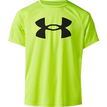 Under Armour Boys' Tech Logo T-Shirt