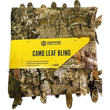 Hunter's Specialties Realtree Edge Camo Leaf Blind Material