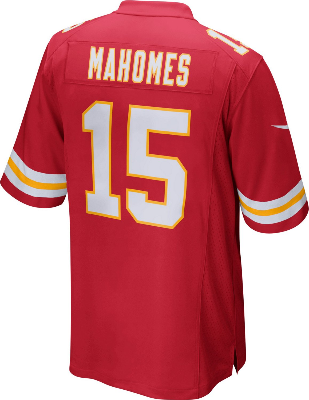 Nike Men's Kansas City Chiefs Patrick Mahomes II Game Jersey