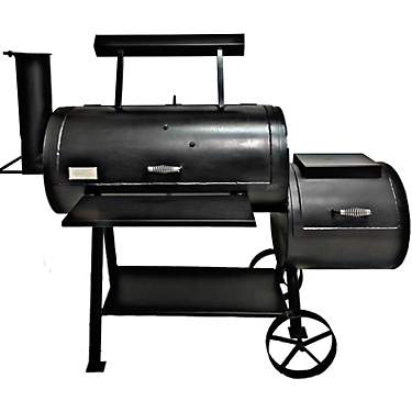 Old Country Brazos DLX Charcoal Smoker