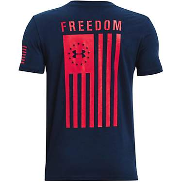 Under Armour Boys' Freedom Flag T-shirt