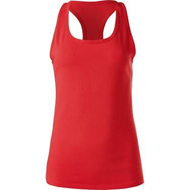 BCG Women's Basic Racer Tank Top