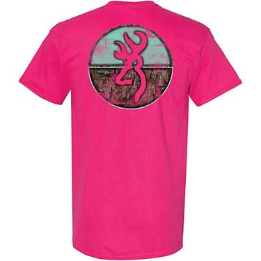 Browning Women's Realtree Timber Circle Short Sleeve T-shirt