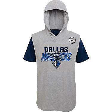NBA Boys' Dallas Mavericks Rain All Day 3-in-1 Combo Pack