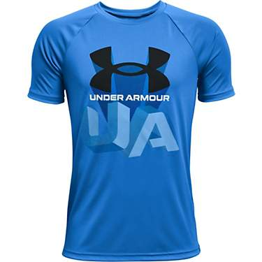 Under Armour Boys' UA Tech Repeat T-shirt