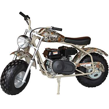 Coleman Powersports CT200U-EX 196cc Mini Bike