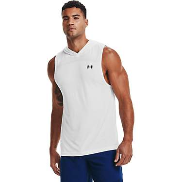 Under Armour Men's Seamless Sleeveless Hoodie