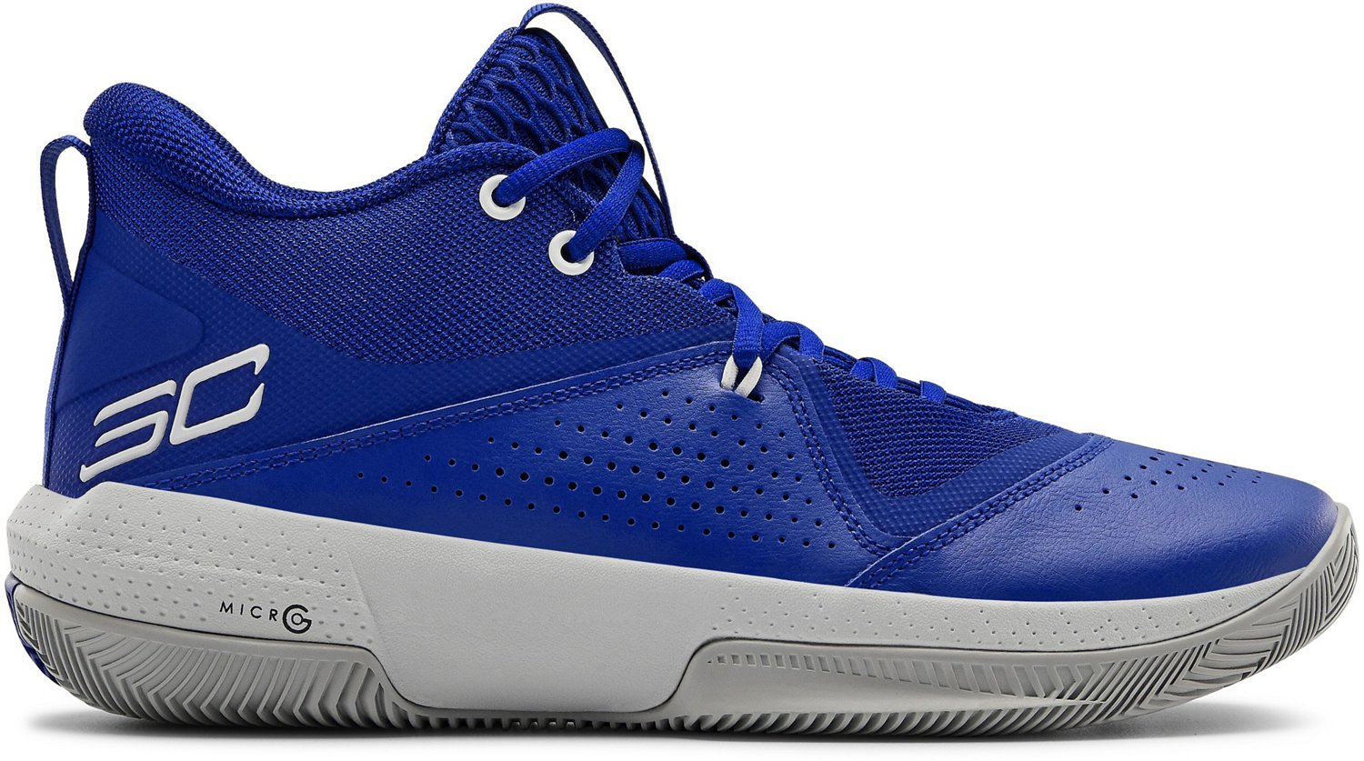 Under Armour Men's Curry 3ZERO IV Basketball Shoes