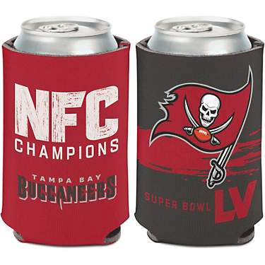 WinCraft Tampa Bay Buccaneers NFC Conference Champions Can Cooler