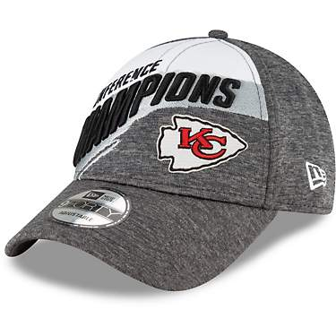 New Era Men's Kansas City Chiefs '21 Conference Champs 9FORTY Hat