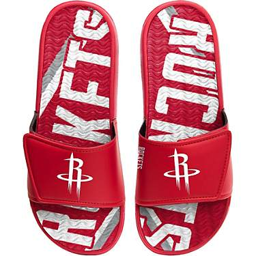 FOCO Houston Rockets Gel Slides