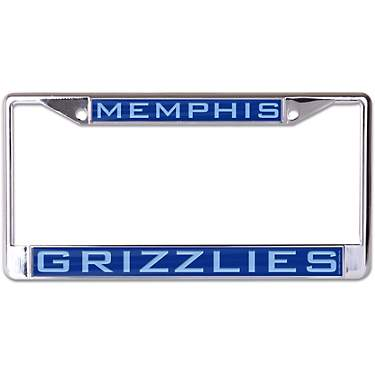 WinCraft Memphis Grizzlies Inlaid Mirror License Plate Frame