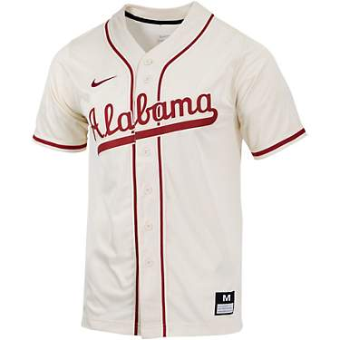 Nike Men's University of Alabama Baseball Replica Jersey