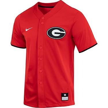 Nike Men's University of Georgia Baseball Replica Jersey