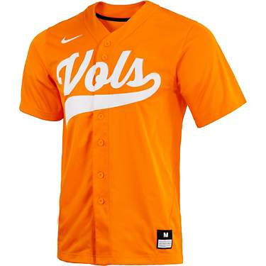 Nike Men's University of Tennessee Baseball Replica Jersey