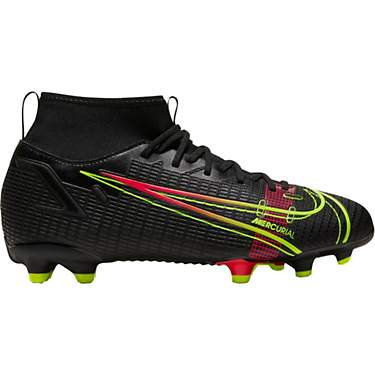 Nike Kids' Mercurial Superfly 8 Academy Multi-Ground Soccer Cleats