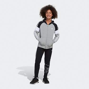 Adidas Boys' Brand Love French Terry Jogger Pants