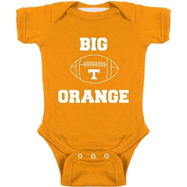 Two Feet Ahead Infant Boys' University of Tennessee Football Creeper