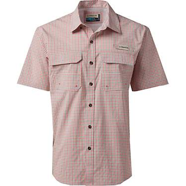 Magellan Outdoors Men's Sabine Pass Button Down Fishing Shirt