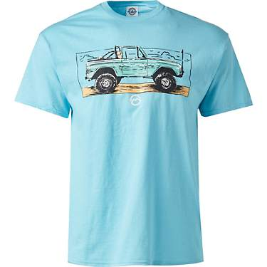 Magellan Men's Beach Bronco Promo T-shirt