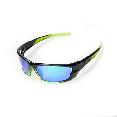 PUGS UMF Elite Polarized Wrap-Around Sunglasses