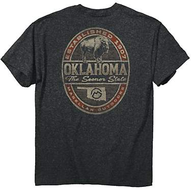 Magellan Outdoors Men's Oklahoma Label Graphic T-shirt